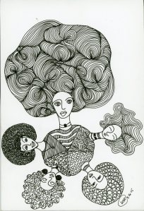 """Birth to 'Fro Lovers"" by Unicia R. Buster"