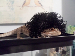 """""""Asa's 'Fro"""" by Unicia R. Buster"""