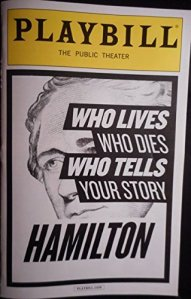 original playbill